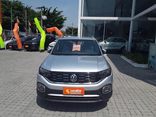 Imagem 1 de 10 de Volkswagen T-cross 1.4 250 Tsi Total Flex Highline