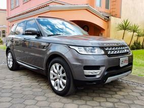 Range Rover Sport Supercharged 5.0 2014 Factura Original