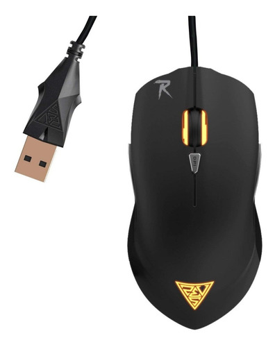 Mouse Gamer Gamdias Ourea Fps, Óptico, Gms5501, Remate