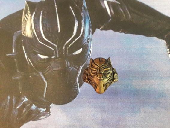 Anillo Black Panther Marvel Movies