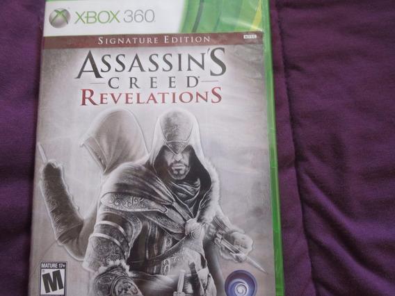 Assassins Creed Revelations Microsoft Xbox 360 Ubisoft