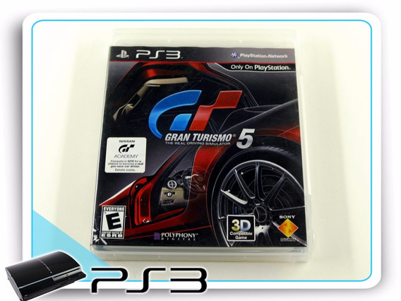 Ps3 Gran Turismo 5 Original Playstation 3