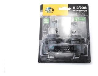 Foco H13 60/55w 12v High Performance 2.0 2pzas Hella