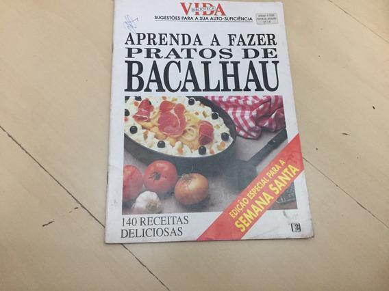 Revista Vida 1 Receitas Bacalhau Semana Santa H736