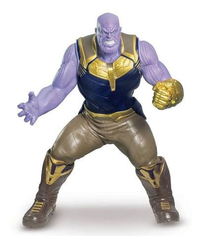 Boneco Marvel Articulado Avengers Coleção - Thanos Gigante