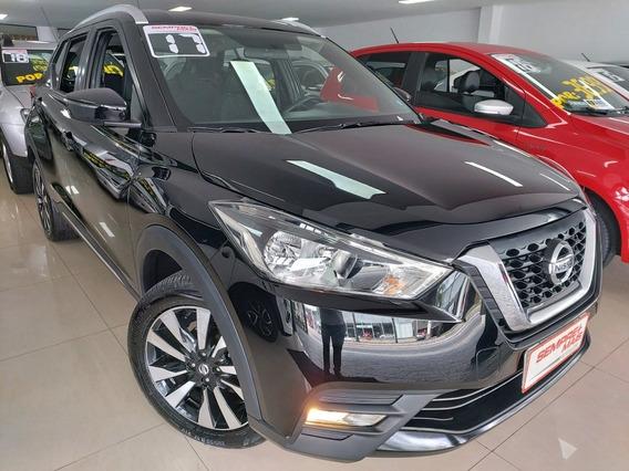 Nissan Kicks 1.6 16v Sv Limited Aut. 5p 2017
