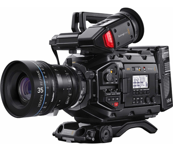 Blackmagic Design Ursa Mini Pro 4.6k G2 Digital Cinema