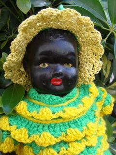 Negrito Tomas De Ind. Esma , Argentino Muy Antiguo