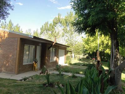 Vacaciones De Invierno En Mendoza - Casa 2 Dormitorios