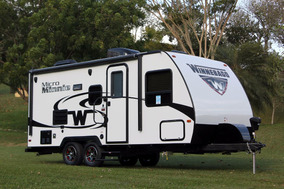 Novo Modelo Trailer Importado Winnebago Com Slide Out 0 Km
