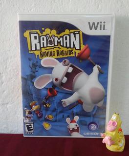 Rayman Raving Rabbids Wii * Mundo Abierto Vg *