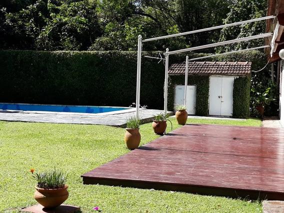 Alquiler Casa Quinta Finde Largo Barrio P.peró