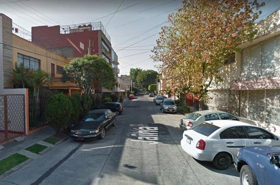 Casa En Venta C .jaina Col. Letran Valle Cdmx