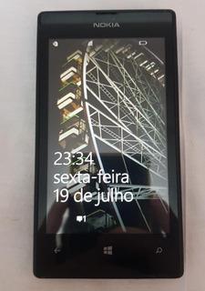 Celular Nokia 520.2 Sucata Ligando C/defeito Ref: R487