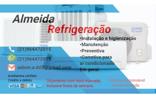 Imagem 1 de 1 de Técnico De Refrigeração