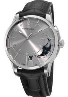 Maurice Lacroix Reloj Pt6318ss001130 Pontos Silver Moon Phas