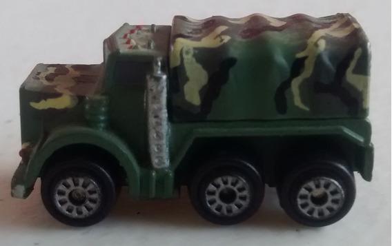 Camión Militar Miniatura Micromachines