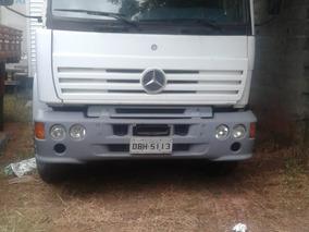 Mercedes-benz Mb 1418 Pronto Para Trabalhar