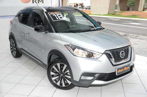 Nissan Kicks Sl 1.6 16v Flexstar 5p Aut
