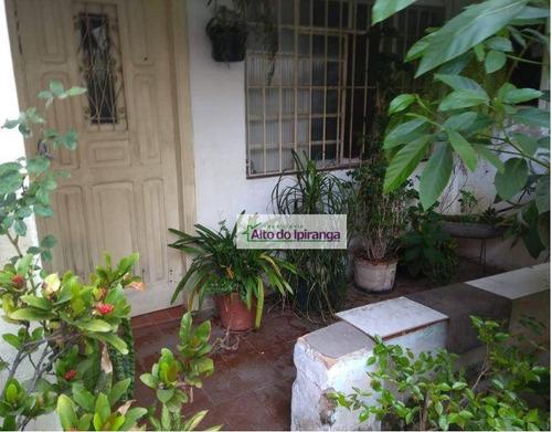 Casa Com 2 Dormitórios À Venda, 150 M²  Vila Gumercindo - São Paulo/sp - Ca0353