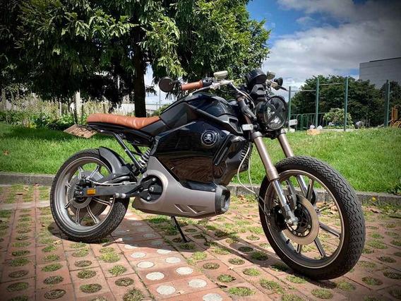 Moto Eléctrica Super Soco Tc