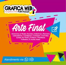 Designer Para Criação De Arte Final, Folhetos E Anúncios Web
