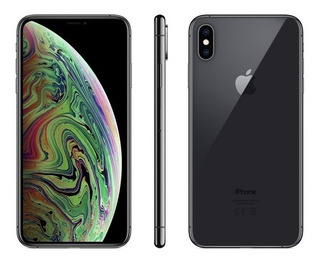 iPhone Xs 64gb Novo Lacrado Garantia Apple Space Grey