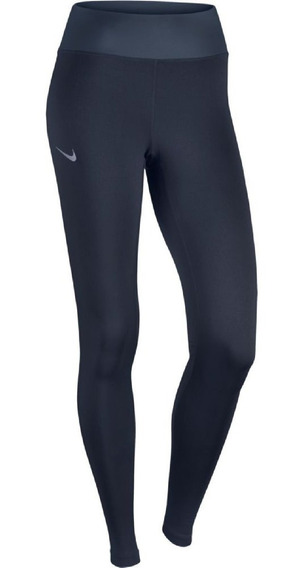 Calça Nike Essential Power Feminina Azul Marinho
