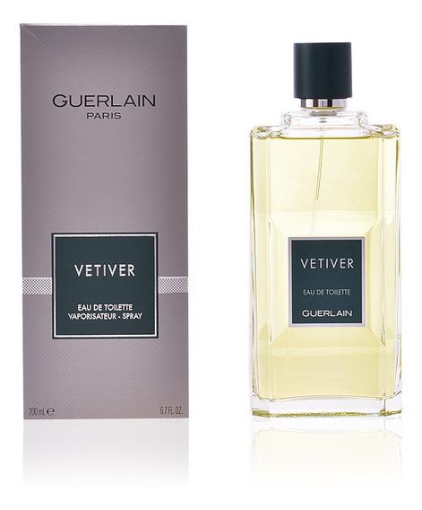 Perfume Guerlain Vetiver 100ml Edt Original A Pronta Entrega