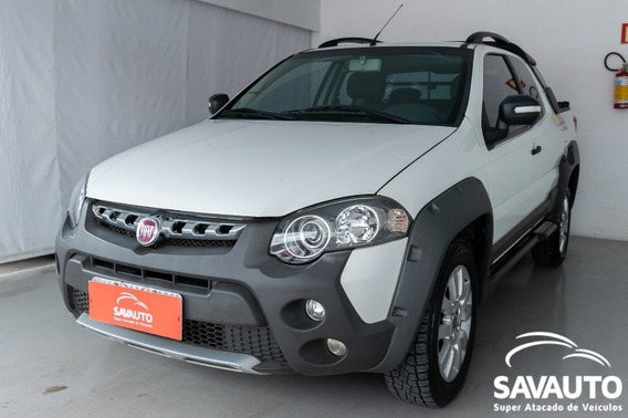 Fiat Strada Adventure 1.8 Flex Cd