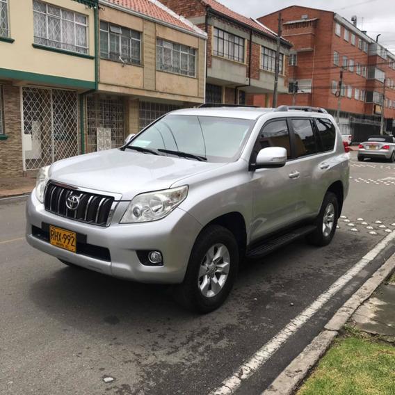 Toyota Prado Gasolina Tx Blindada Nivel 2