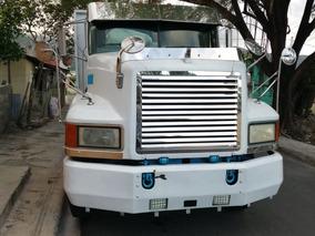 Camion Mack Ch 2000 Blanco Con Cama De 28 350 Hp Trans Fulle