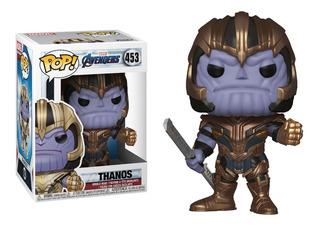 Funko Pop Thanos #453 Avengers Endgame Marvel Jugueterialeon