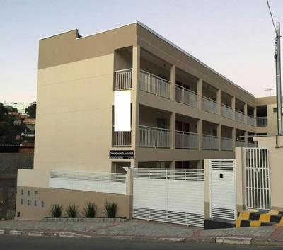 Apartamento Para Locação Em Itapecerica Da Serra, Jardim Paraíso, 2 Dormitórios, 1 Banheiro, 1 Vaga - 485