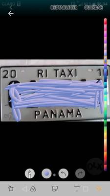 Cupo De Taxi