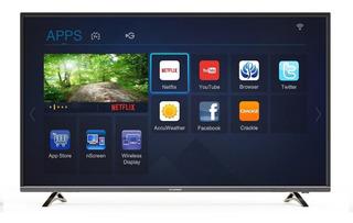 Smart Led Tv 60 Hyundai Ultra Hd (uhd) 4k - Gtia. Oficial