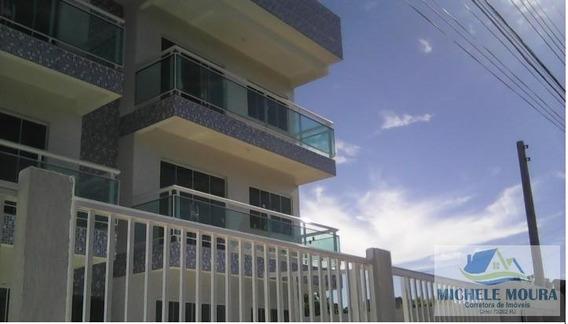 Apartamento 2 Quartos Para Venda Em Araruama, Barbudo (parati), 2 Dormitórios, 1 Suíte, 2 Banheiros, 1 Vaga - 41
