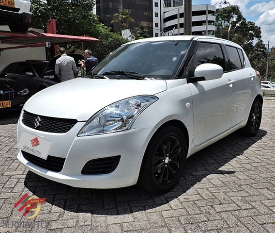 Suzuki Swift Gl Mt 1.4 2014 Hnz293