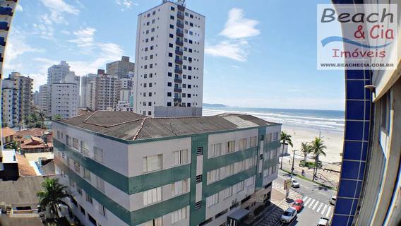 Vista-mar, 2 Dorms, Ocian, Praia Grande - R$ 170 Mil,ap00702 - Vap00702