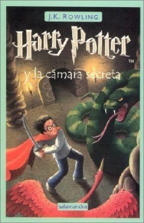 Imagen 1 de 2 de Harry Potter 2 - La Cámara Secreta - Tapa Dura- J.k. Rowling