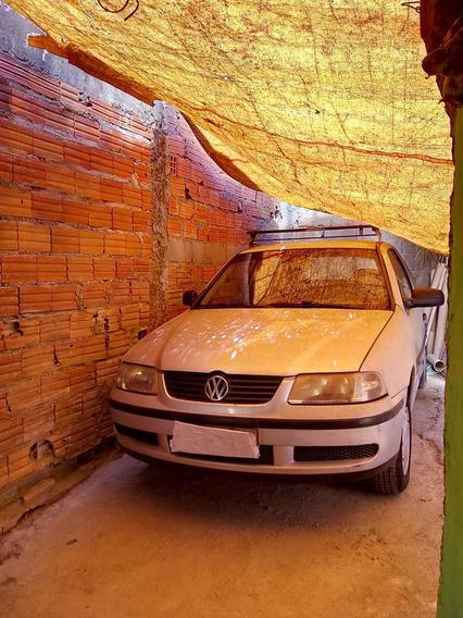 Volkswagen Gol 2003 Prata 3 Portas Unico Dono