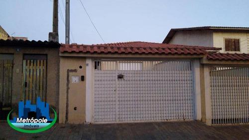 Imagem 1 de 30 de Casa Com 3 Dormitórios À Venda, 120 M² Por R$ 500.000,00 - Jardim Bela Vista - Guarulhos/sp - Sp - Ca0210_metrop