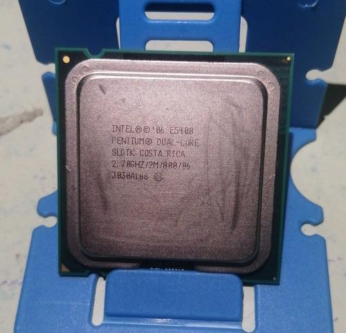 Microprocesador Intel