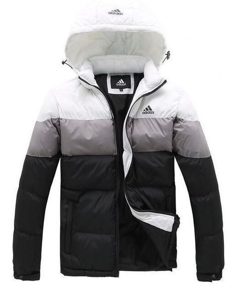Casaco Jaqueta adidas Acolchoado Reforçado Frio Intenso
