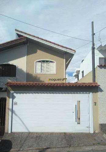 Imagem 1 de 18 de Sobrado Com 3 Dormitórios À Venda, 85 M² Por R$ 550.000,00 - Jardim Consórcio - São Paulo/sp - So0458