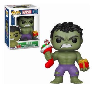 Funko Pop - Spiderman - Iron Man- Hulk - Venom - Navidad