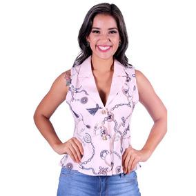 Blusa V2563 Valentina - Asya Fashion