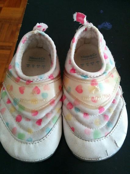 Zapatillas Neoprene Nena Mini Mimo