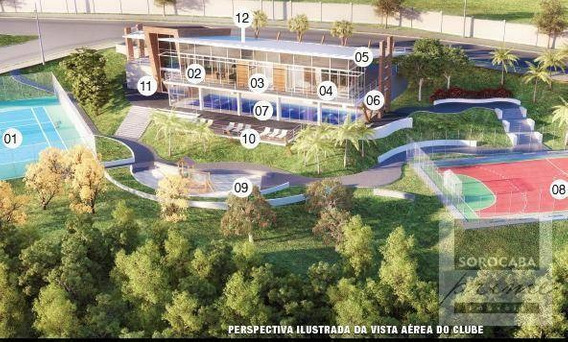 Terreno À Venda, 318 M² Por R$ 200.000 - Condomínio Cyrela Landscape - Votorantim/sp. - Te0047
