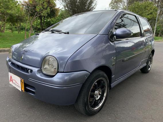 Renault Twingo Authentique 2006 1.2cc 5 Psj Aa.